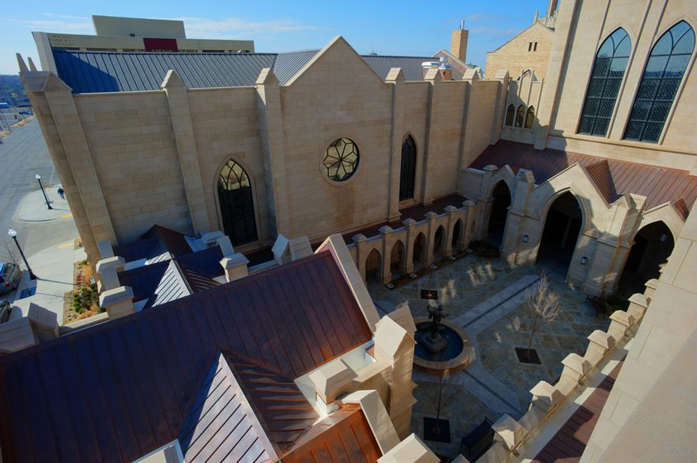 First Presbyterian Church Of Tulsa Coppercraft