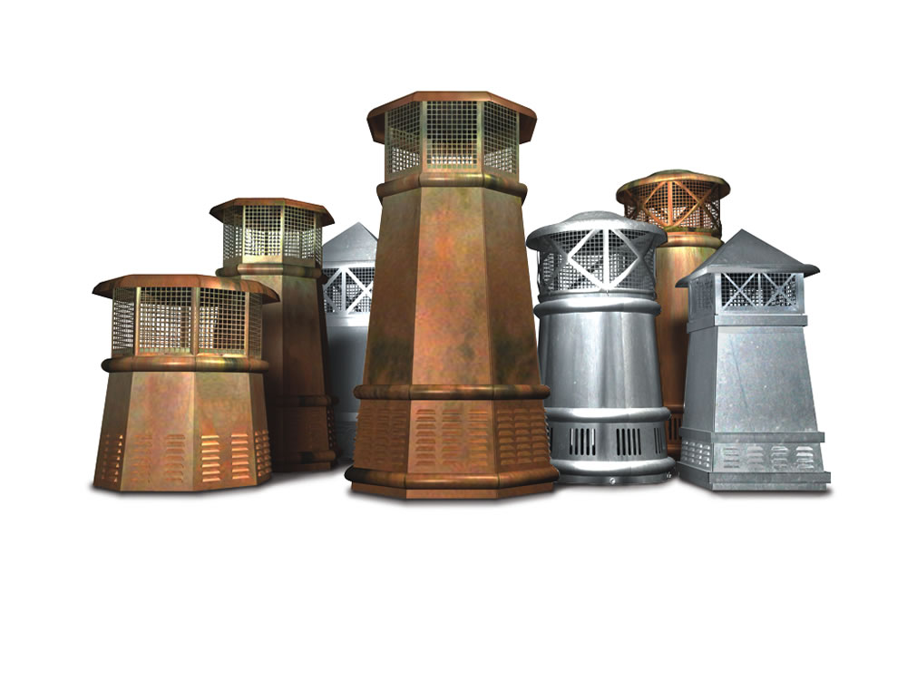 Chimney Pots And Caps Coppercraft