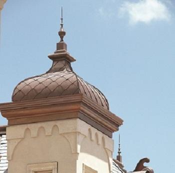 Cupolas Coppercraft