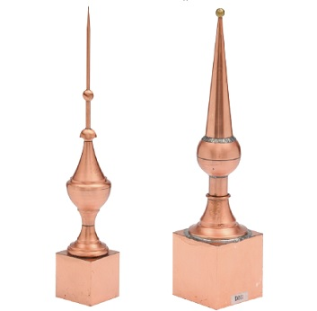 Spires And Finials Coppercraft